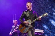 Queens Of The Stone Age's Josh Homme Shares Second Apology To Woman He Kicked In The Face