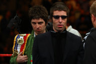 Noel And Liam Gallagher Have Apparently Made Up