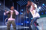 Watch Miguel &#038; Travis Scott Perform &#8220;Sky Walker&#8221; On <em>Kimmel</em>