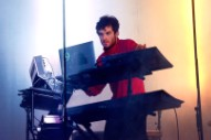 "Nicolas Jaar – ""Coin In Nine Hands"""