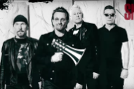 Watch U2 Perform &#8220;American Soul&#8221; &#038; &#8220;Get Out Of Your Own Way&#8221; On <em>SNL</em>
