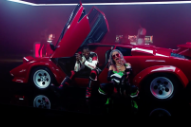 "Migos – ""Motor Sport"" (Feat. Nicki Minaj & Cardi B) Video"