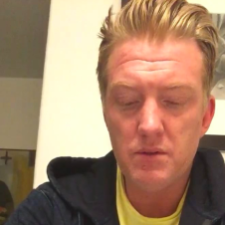 Josh Homme Shares 2nd Apology To Woman He Kicked