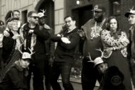 Watch Run The Jewels & Stephen Colbert Perform A Christmas Song