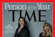Taylor Swift Is A <em>Time</em> Person Of The Year
