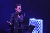 The Killers Cover The Smiths, Brandon Flowers Tells Photog He Won't Kick Him In The Face At KROQ Christmas