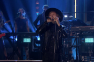 Watch Beck Perform &#8220;Up All Night&#8221; On <em>Fallon</em>