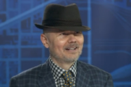 Watch Billy Corgan Talk Fatherhood & Perform A Christmas Song On Chicago's WGN-TV