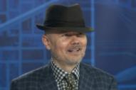 Watch Billy Corgan Talk Fatherhood & Perform A Christmas Song On Chicago's WGN-TV