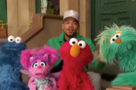 Chance The Rapper Stops By <em>Sesame Street</em>