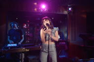 Watch Charli XCX Cover Wolf Alice