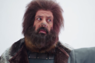 Dave Grohl Plays The Weird Wolf Man In Unaired <i>SNL</i> Digital Short