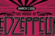 J Mascis, Bettye LaVette, The Zombies, & More Playing Led Zeppelin Tribute At Carnegie Hall