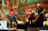 Watch Foo Fighters&#8217; Christmassy Spin On &#8220;Everlong&#8221; For <em>SNL</em>