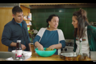 Watch Rostam And His Mom Cook A Persian Meal