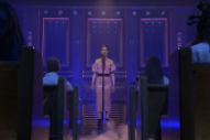 Watch St. Vincent Perform &#8220;Slow Disco&#8221; In A Fake Church On <em>Fallon</em>