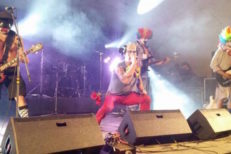 Singer From Clown-Themed Iron Maiden Tribute Band Allegedly Smuggled $7 Million Of Drugs To Japan