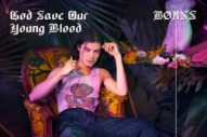 "BØRNS – ""God Save Our Young Blood"" (Feat. Lana Del Rey)"