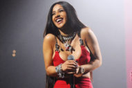 Cardi B Is First Rapper To Land First Three Singles In Top 10 Simultaneously