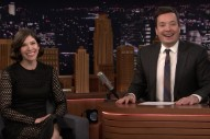 Watch Carrie Brownstein Talk About <em>Portlandia</em>, <em>The Bachelor</em> On <em>The Tonight Show</em>