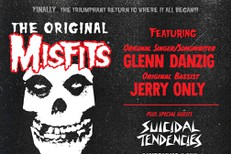 The Original Misfits Announce New Jersey Reunion Show