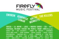 Firefly 2018 Lineup