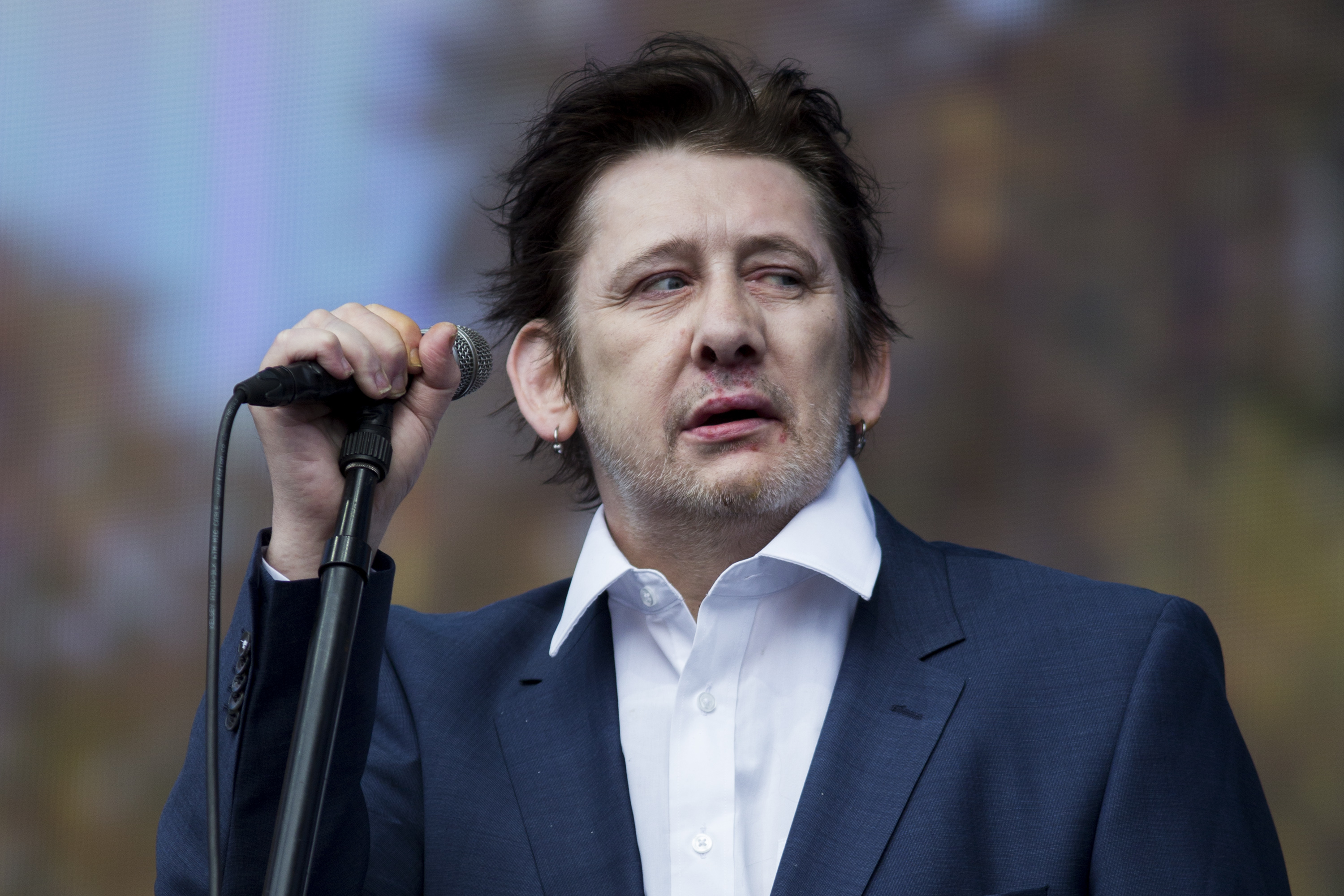 The pogues shane macgowan responds to calls to censor fairytale of new york