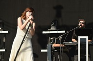 "Chvrches Tease New Song ""Get Out"""