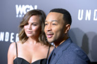 John Legend & Chrissy Teigen Threaten Lawsuit Over Pizzagate Accusations
