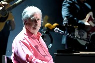 Brian Wilson Returns To High School, Gets His F In Music Changed To An A
