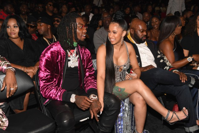 Cardi B Defends Migos' Offset Over Homophobic Lyric