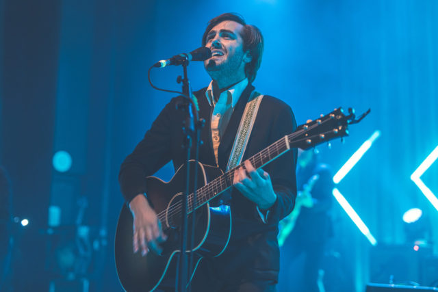 Lord Huron + Flyte Perform At The O2 Shepherds Bush Empire