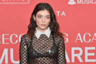 Report: Lorde Not Singing At Grammys Because They Wouldn't Let Her Perform Her Own Music Like All The Male Album Nominees Are