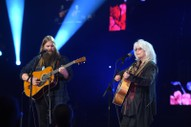 Grammys 2018: Watch Chris Stapleton & Emmylou Harris Cover Tom Petty