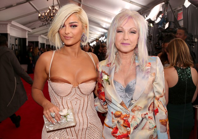 Bebe Rexha & Cyndi Lauper