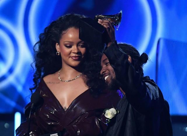Rihanna & Kendrick Lamar