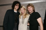Howard Stern Will Induct Bon Jovi Into Rock Hall Of Fame