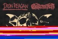"""Iron Reagan – """"Paper Shredder"""""""