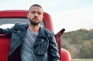 Justin Timberlake Debuts <em>Man Of The Woods</em> At Foresty Event With Bug Hors d&#8217;Oeuvres