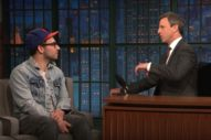 Watch Jack Antonoff Talk Fruity Pebbles &#038; Judaism On <em>Seth Meyers</em>