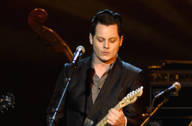 Jack White bans cell phones from Boston Calling, upcoming shows