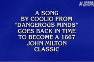 <i>Jeopardy!</i> Judges&#8217; Exactitude Regarding Coolio Cost Nick $3200