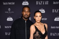 Kanye West & Kim Kardashian Named Their New Daughter Chicago West