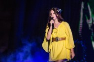 "Lana Del Rey Talks Radiohead Lawsuit Onstage, Says ""Get Free"" May Be Removed From Album"