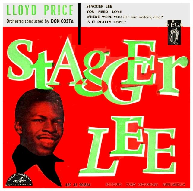 Lloyd Price - Stagger Lee