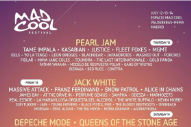 Mad Cool Festival 2018 Lineup