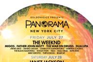 Panorama 2018 Lineup