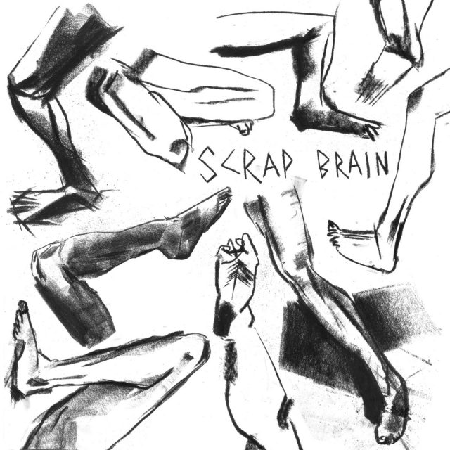 Scrap Brain - Unhappy Hardcore