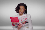 Watch Cardi B, Hillary Clinton, &#038; DJ Khaled Recite <em>Fire And Fury</em> At The Grammys