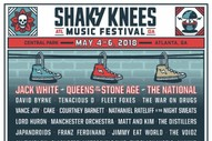 Shaky Knees 2018 Lineup
